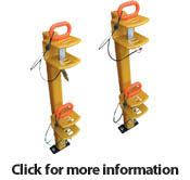 Classic 2 Place Trimmer Rack