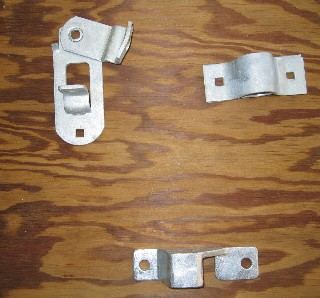 Trailer Door Hardware