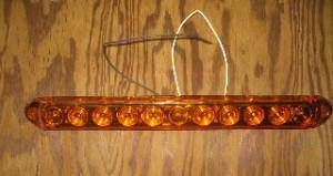 LED Marker Lights for Trailers
